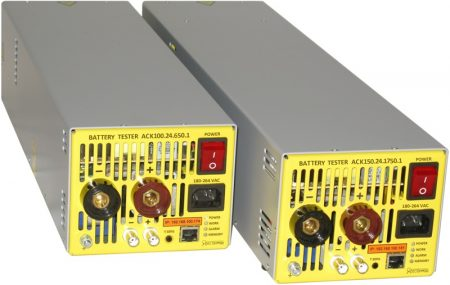 battery testers ACK